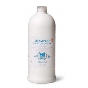 shampoo manto bianco
