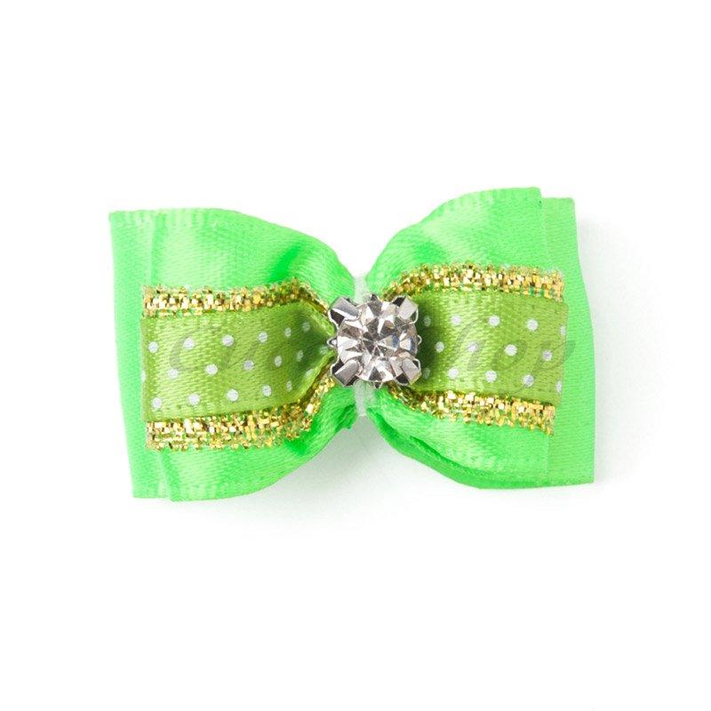 fiocchetto colore verde