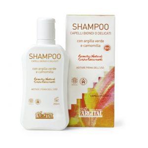 Shampoo Naturale capelli delicati