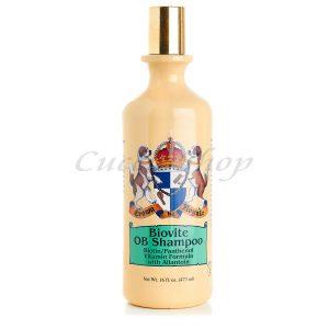 shampoo Crown Royale manti ruvidi