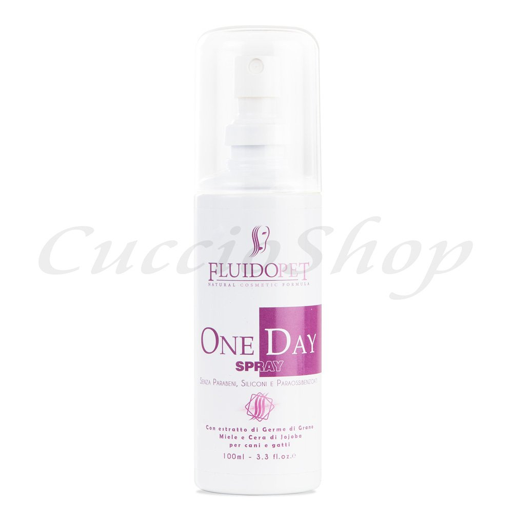 FluidoPet OneDay Spray