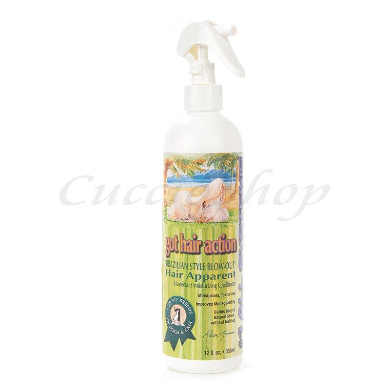 condizionatore spray Hair Apparent #1 All Systems