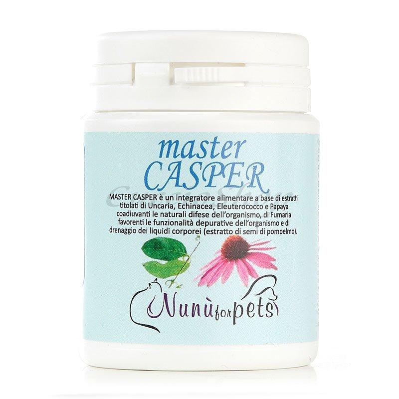 Master Casper integratore alimentare