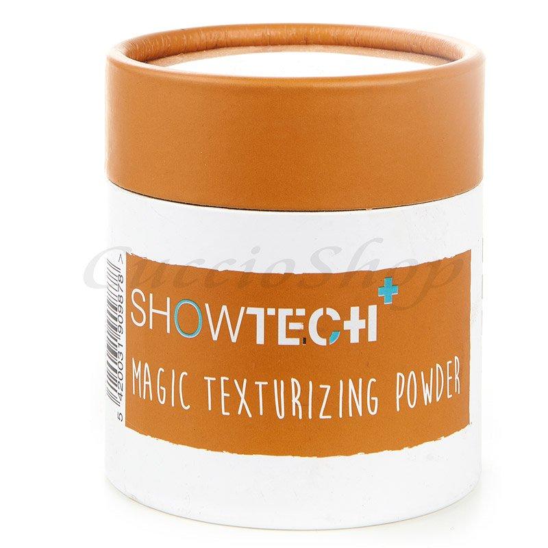 polvere texturizzante Show Tech
