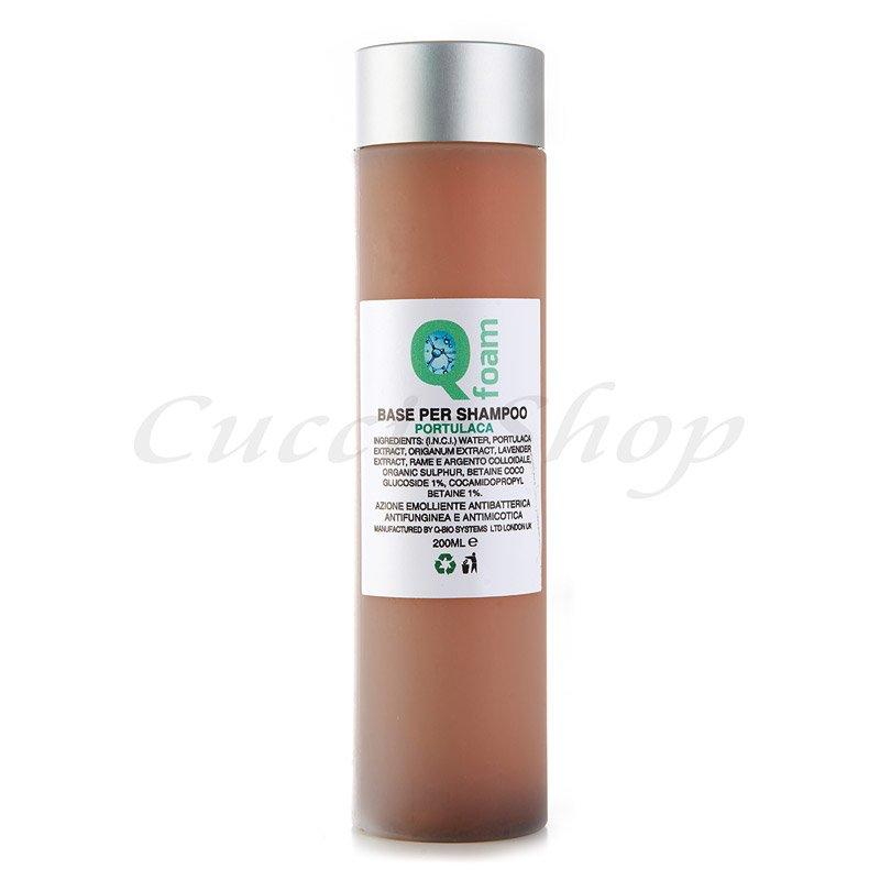 base per shampoo portulaca