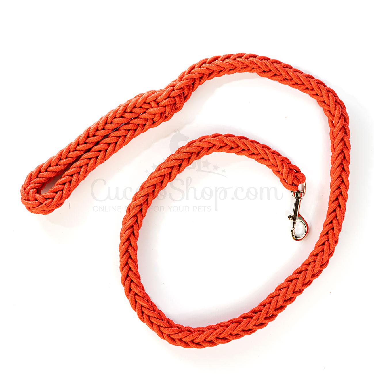 Guinzaglio in corda doppia